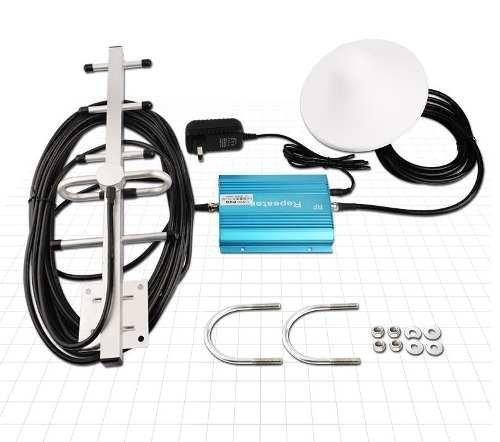 Kit Amplificador Repetidor Celular 3g 850mhz Vivo Tim Claro
