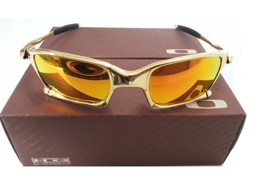 a59baa7bf Oculos Oakley Juliet 24k Double X Squared Romeo 2 Parriot