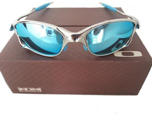 Oculos Double Xx Squared Juliet 24k Cromado Lente Ice Thug