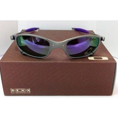 883016827 Oculos Oakley Double Xx X-squared 24k Rome0 1 2 Juliet Roxa