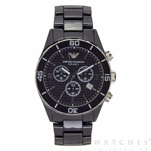 ca0888da66c ... Relógio Emporio Armani Ar1421 Cerâmica Preto Original Promoç ...