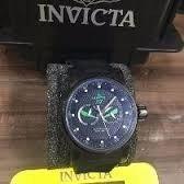 544f1caff70 Relógio Invicta S1 Ninja Preto Verde 12788 12x Sem Juros
