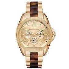 b07f5f0f6 Relógio Michael Kors Mkt5003 Gold Smartwatch - Várias Cores ...