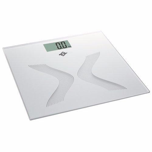 Balanca De Banheiro Digital 150kg Cinza Brasfort