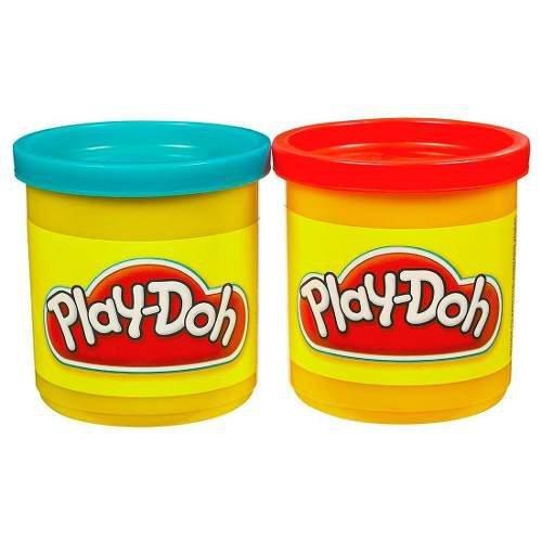 Massinha Play Doh Conjunto Com 2 Cores - Hasbro