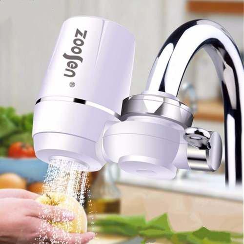 Filtro De Água Torneira Purificador Para Banheiro E Cozinha