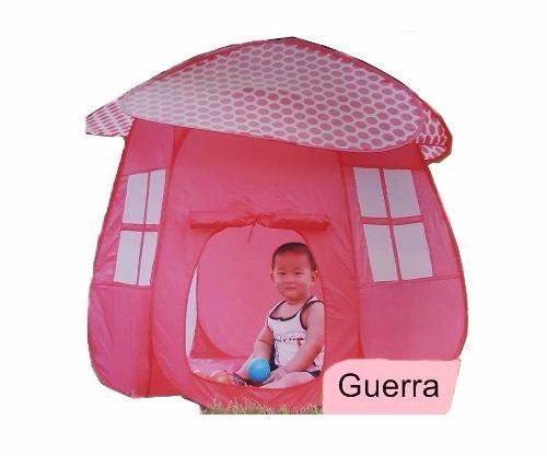 Barraca Infantil Dobrável Tenda, Casa E Carro Cabana Color
