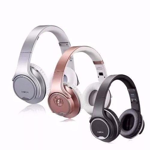 Fone De Ouvido Headphone Sem Fio Mini Caixa Usb Fm Bluetooth