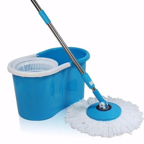 Balde Magic Mop 360º Com Limpeza