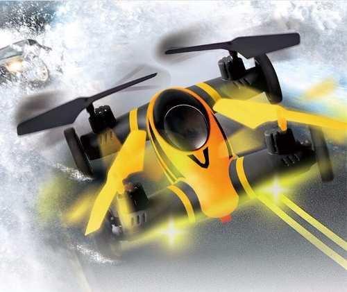 Drone Carro C 2g Controle Camera 2 Em 1 Quadricoptero Cg038