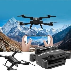 Drone Quadricoptero Camera Wifi Fpv Dobravel Skyhunter Q9