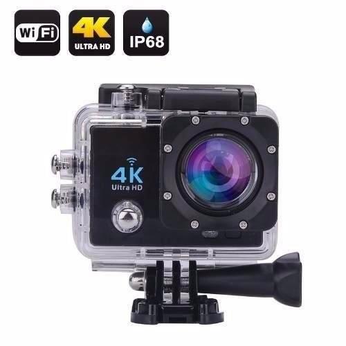 Action Cam Sports Filma Full Hd 1080p Prova D'agua Wi-fi 4k