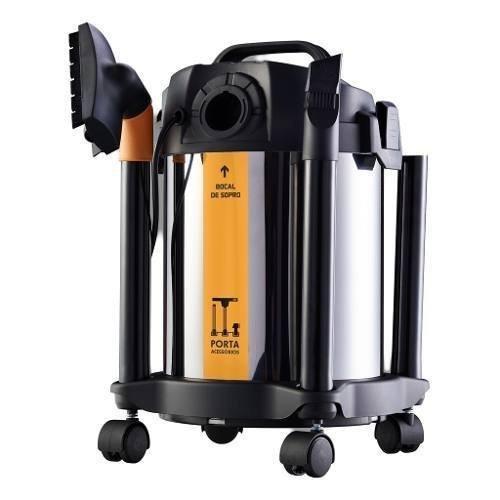 Aspirador De Pó E Água Gtw Inox 12 Wap - Fw005041