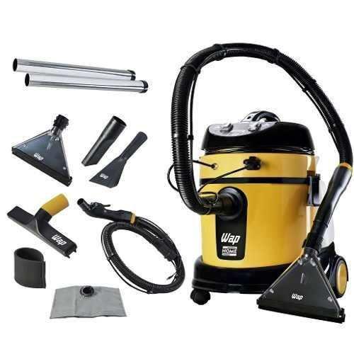 Aspirador D/ Água E Pó Home 1600w 20 Litros 220 Volts - Wap