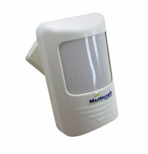 Sensor De Presenca Para Qualquer Lampada 110 A 240 Volts
