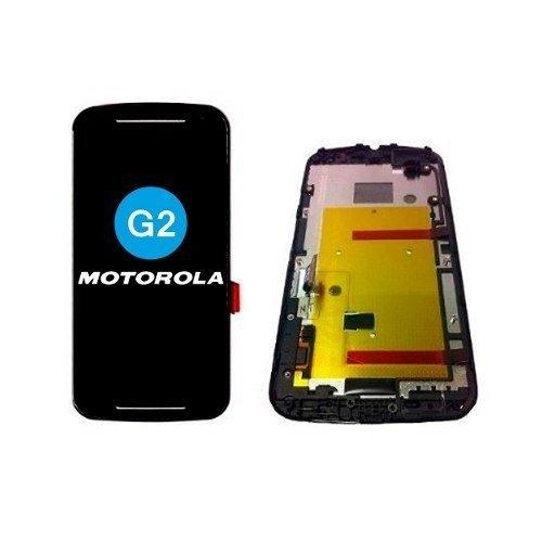 Display Frontal Tela Touch Lcd Moto G2 Motog2