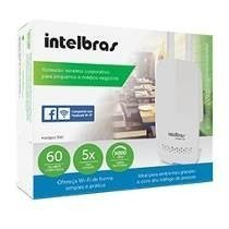 Roteador Wireless Intelbras Hotspot 300 Check-in No Facebook