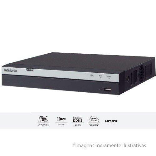 Gravador De Video Intelbras 3008 Mhdx Hdcvi Hdtvi Ahd 5em1