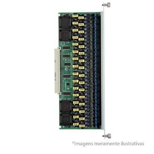 Placa 32 Ramais Balanceada P/ Cp192 / Cp352 Intelbras