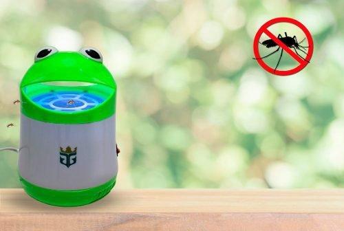 Repelente Eletronico Silencioso Mata Mosquitos E Pernilongos