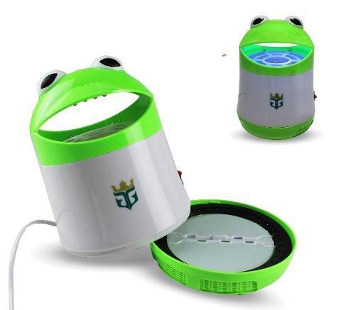Repelente Eletrônico Formato Sapo P/ Moscas Mosquitos Inseto
