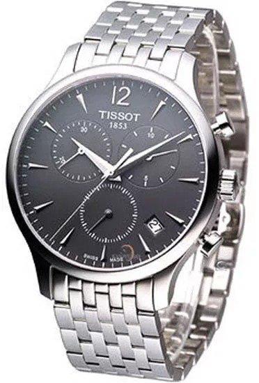 Relógio Tissot Tradition Preto Original Garantia 1 ano