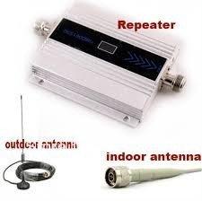Kit Repetidor Celular 4g 1800mhz Rural - Pronta Entrega