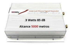 repetidor celular grande porte 900mhz gsm 3g 3w alcance 5km