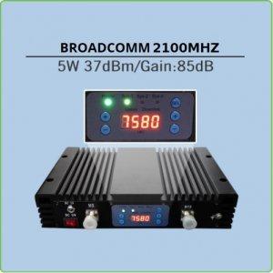 repetidor celular 5w para 2100Mhz até 10km de alcance