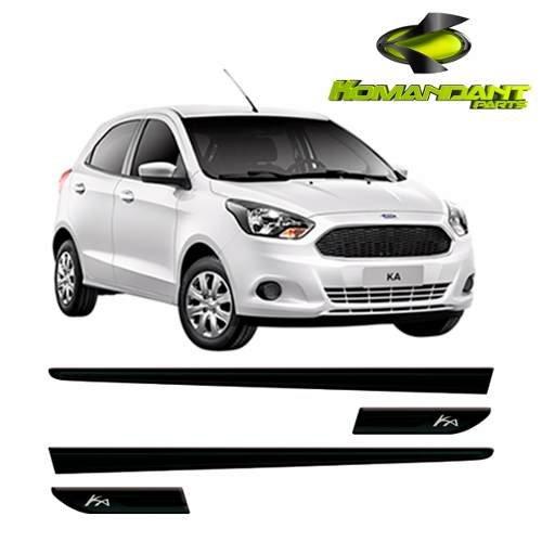 Friso Lateral Personalizado Ford Ka  Em Diante  Portas