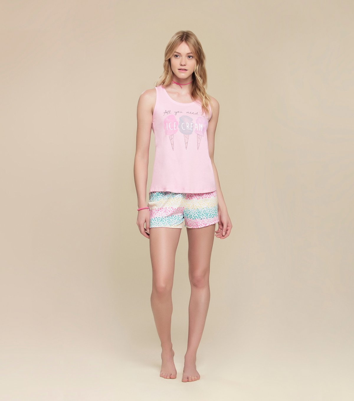 Short doll regata - 10401