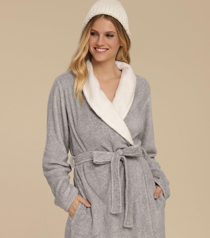 Robe Manga Longa - 10551