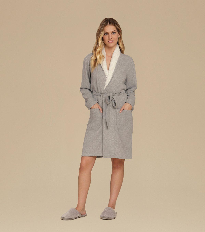 Robe Manga Longa - 10593