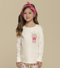 Pijama Manga Longa Infantil - 67345