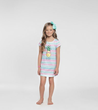 Camisola manga curta infantil - 67361