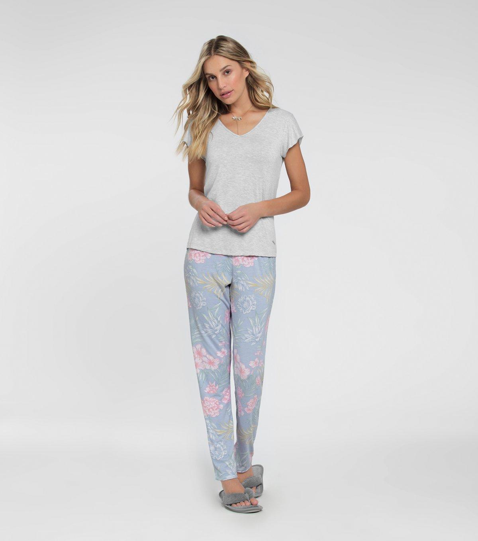 Pijama manga curta - 10744
