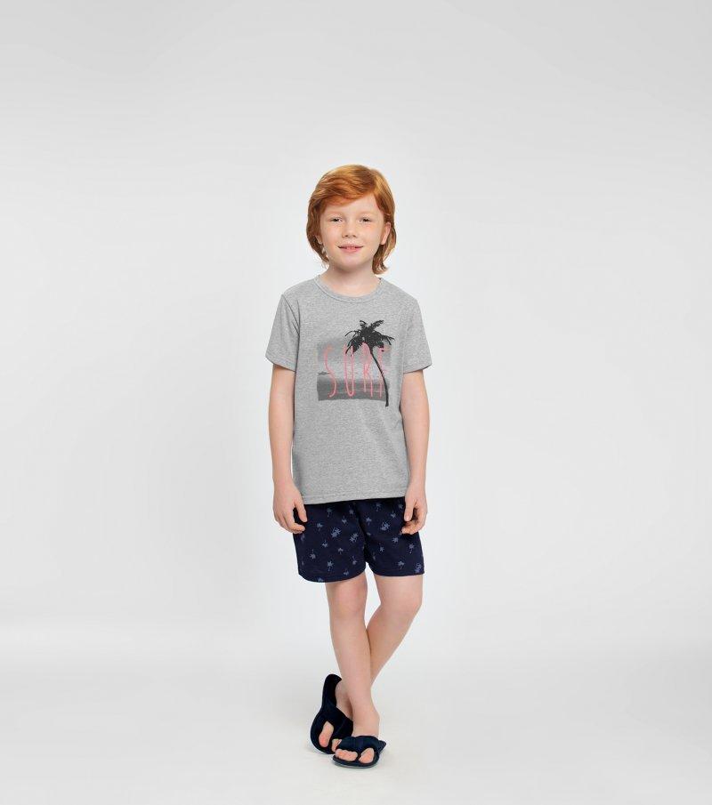 Pijama manga curta infantil - 66299