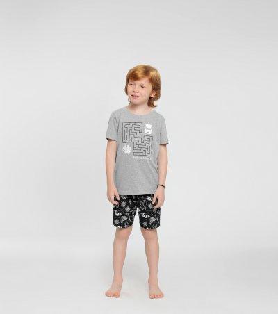 Pijama manga curta infantil - 66314