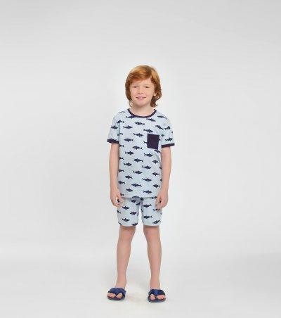 Pijama manga curta infantil - 66316