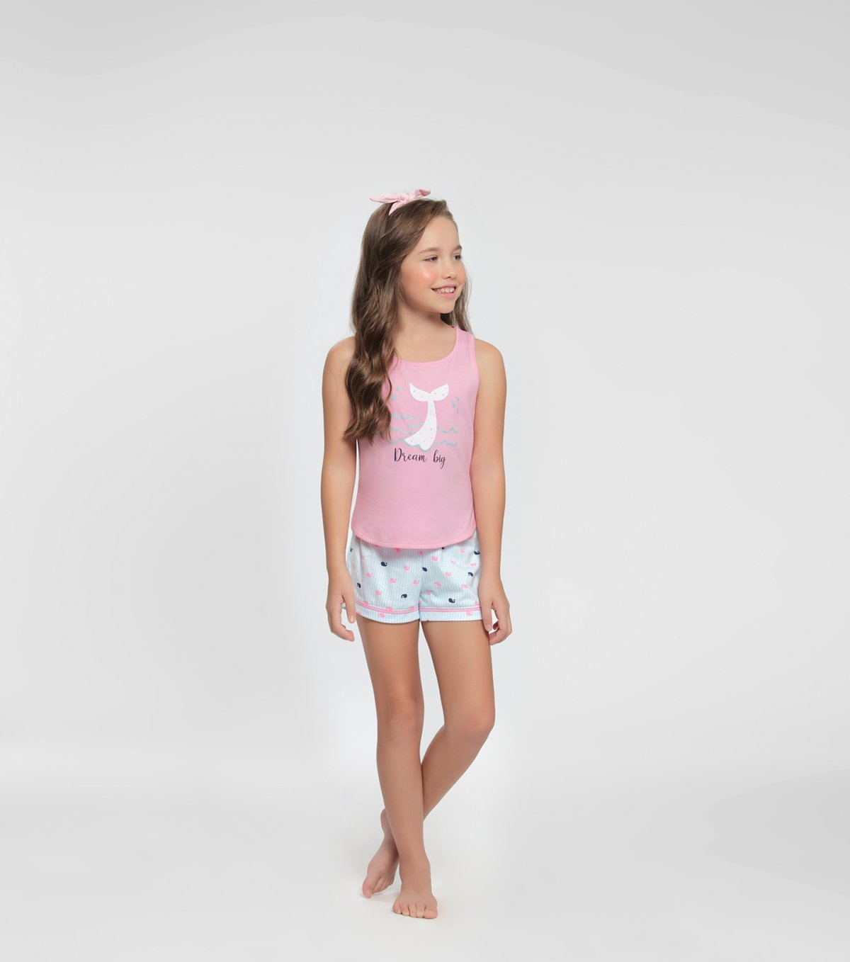 Short doll regata Infantil - 67379