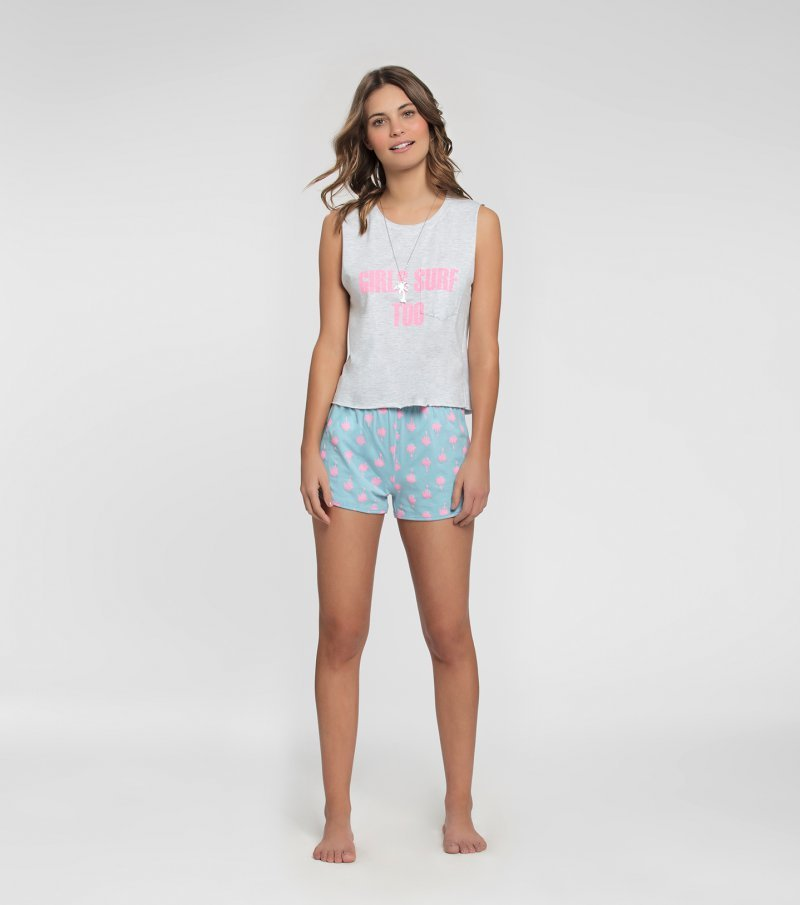 Short doll regata - 10730