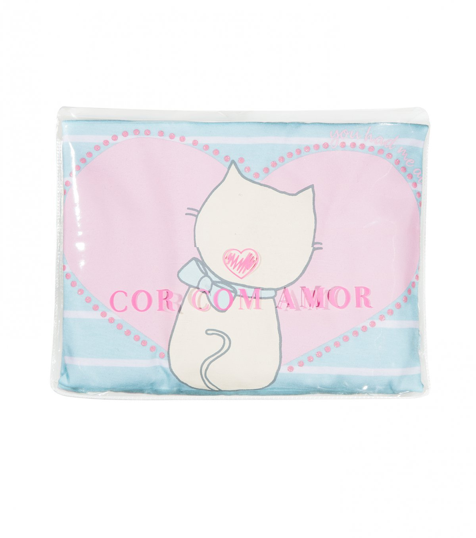 Camisetão manga curta com embalagem personalizada - 10795