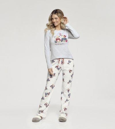 Pijama Manga Longa - 10901
