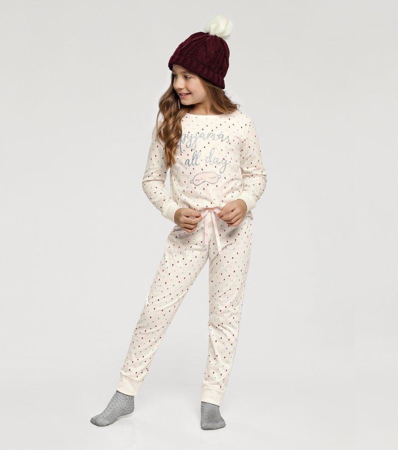 Pijama Manga Longa Infantil -  67409