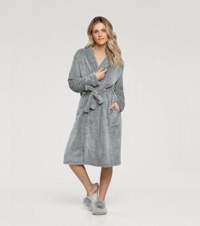 Robe Manga Longa - 10845