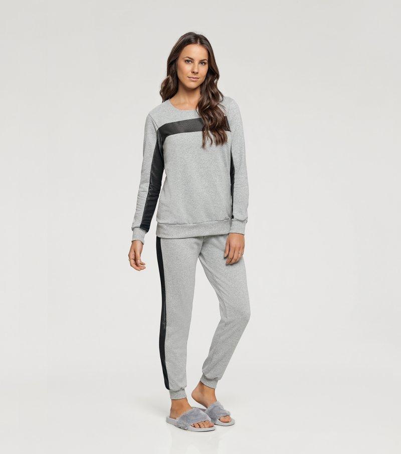 Pijama Manga Longa - 10833