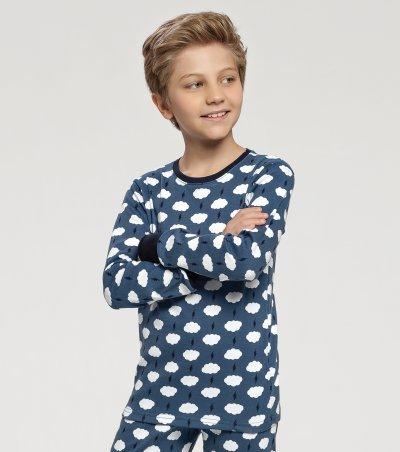 Pijama Manga Longa Infantil - 66323