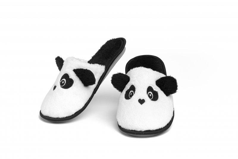 Pantufa Panda Adulto - 25083