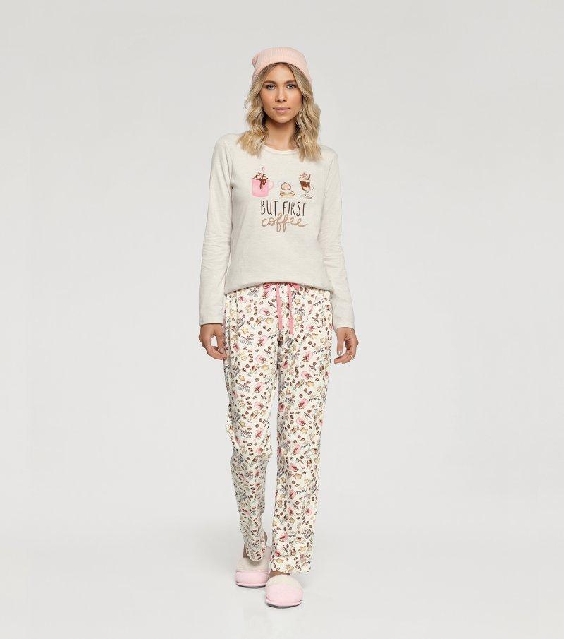 Pijama Manga Longa - 10942