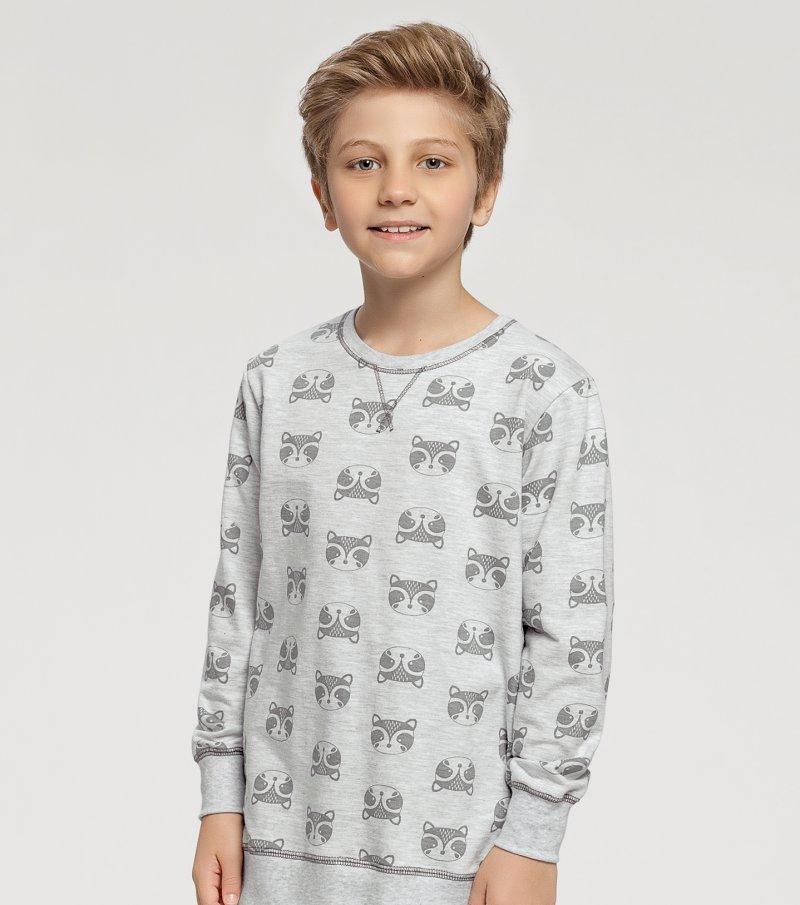 Pijama Manga Longa Infantil - 66322